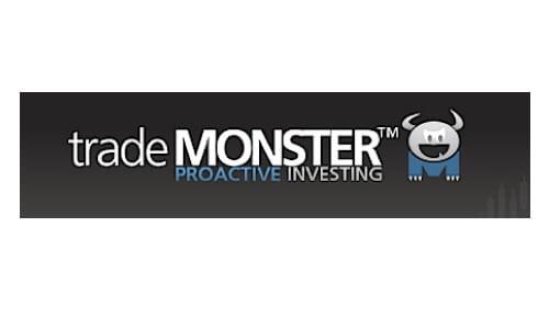 TradeMonster login