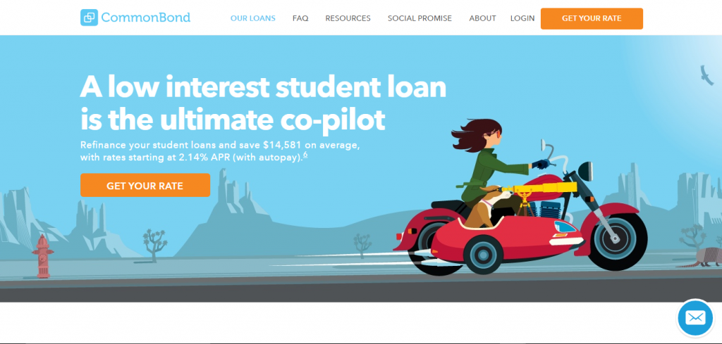 best banks that offer student loans - CommonBond
