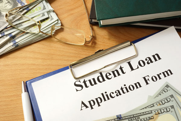 application form for student loans without cosigner