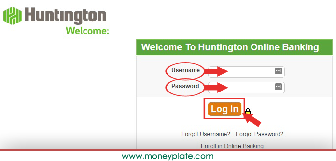 Huntington Online Banking Login