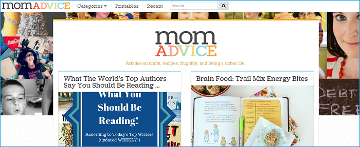 Personal Finance Blogs Mom