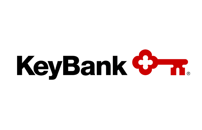 Key Online Banking Login Money Plate