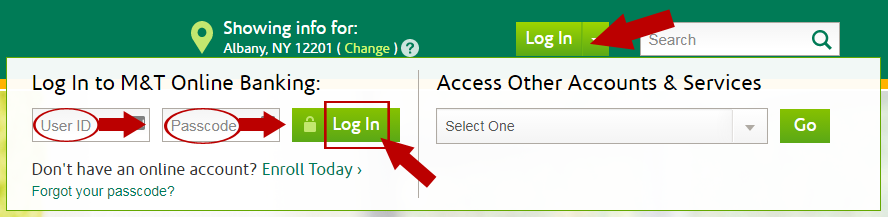 M&T Bank Online Banking Login