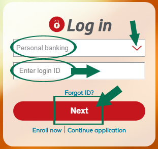 TCF Bank Online Banking Login — Money Plate