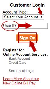 Applied Online Banking Login