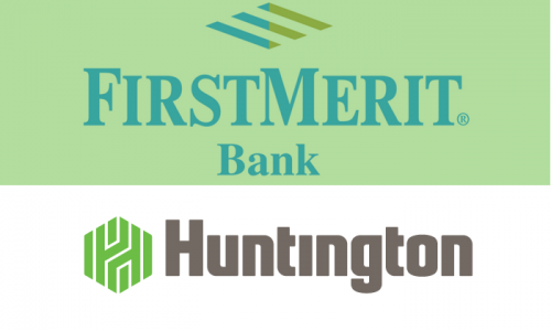 FirstMerit Bank is now Huntington