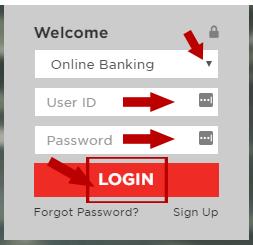 Hanmi Bank Online Banking Login