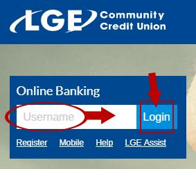LGECCU Online Banking Login