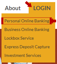 Tri Counties Online Banking Login Step 2