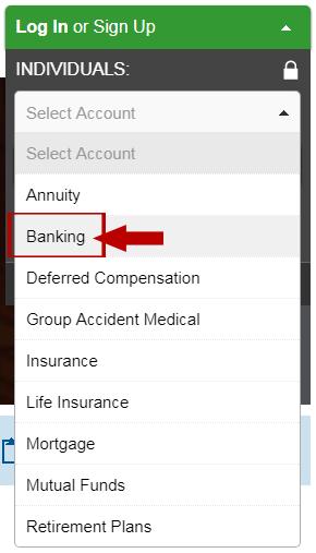 Nationwide Online Banking Login Step 2
