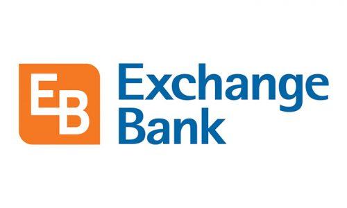 logo of exchange bank