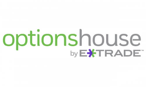 OptionsHouse Login at us.etrade.com