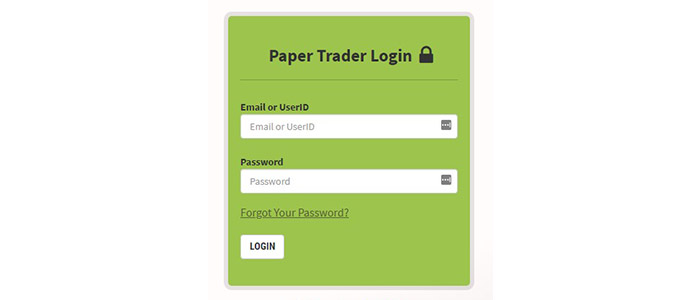 eOption Login Paper